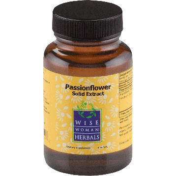 Wise Woman Herbals Passionflower Solid Extract 4 oz PASE4