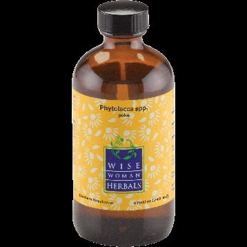 Wise Woman Herbals Phytolacca poke 8 oz POK11