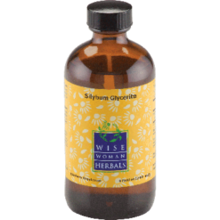 Wise Woman Herbals Silybum Glycerite milk thistle 8 oz MIL40