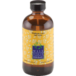 Wise Woman Herbals Silybum milk thistle 8 oz MIL16