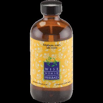Wise Woman Herbals Silybum milk thistle 8 oz MIL16