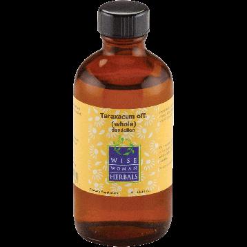 Wise Woman Herbals Taraxacum whole dandelion 4 oz DAN20