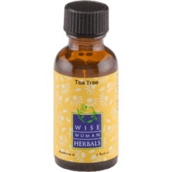 Wise Woman Herbals Tea Tree Essential Oil 1 oz TEA7