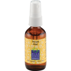 Wise Woman Herbals Throat Mist 2 oz THRO7