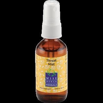 Wise Woman Herbals Throat Mist 2 oz THRO7