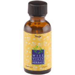 Wise Woman Herbals Thuja Essential Oil 1 oz THU20