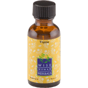 Wise Woman Herbals Thyme Red Essential Oil 1 oz RED14