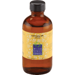 Wise Woman Herbals Valeriana valerian 4 oz VAL25
