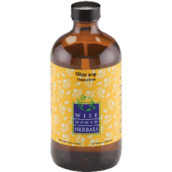 Wise Woman Herbals Vitex chaste tree 16 oz CHA16