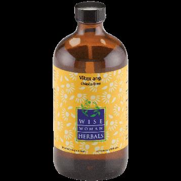 Wise Woman Herbals Vitex chaste tree 16 oz CHA16