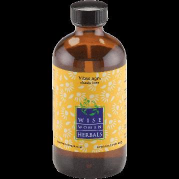 Wise Woman Herbals Vitex chaste tree 8 oz CHA12