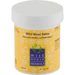 Wise Woman Herbals Wild Weed Salve 2 oz WIL17