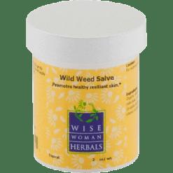 Wise Woman Herbals Wild Weed Salve 2 oz WIL17