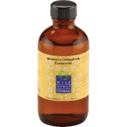 Wise Woman Herbals Womens Crampbark Compound 4 oz WOME9