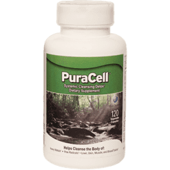 World Nutrition Puracell 120 vegetarian capsules W68120