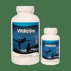 World Nutrition Vitalzym 450 vegcaps W65710