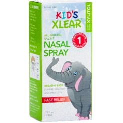 Xlear Kids Nasal Spray 0.75 fl oz KIDSX12