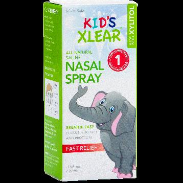 Xlear Kids Nasal Spray 0.75 fl oz KIDSX12