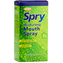 Xlear Spry Mouth Moisturizing Spray 2 packs XL0551