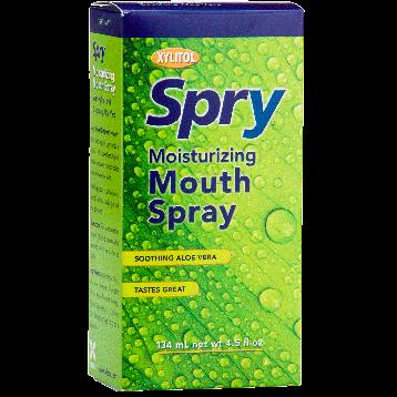 Xlear Spry Mouth Moisturizing Spray 2 packs XL0551