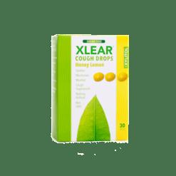 Xlear Xlear Honey Lemon Throat Drops 30 drops XL2616