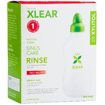 Xlear Xlear Sinus Netirinse Bottle plus 6 pkts XL0063