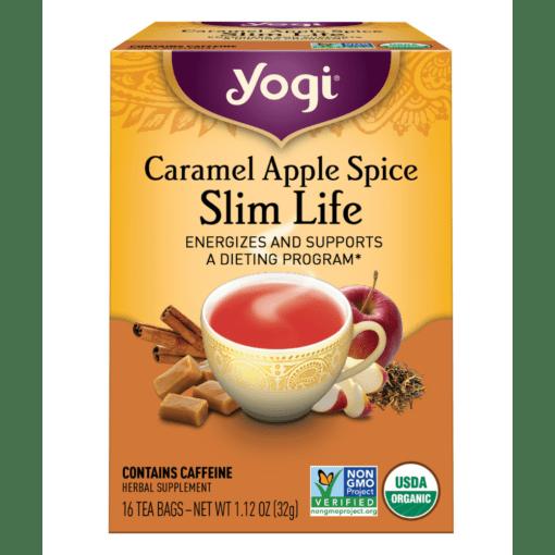 Y20356 Caramel Apple Spice Slim Life