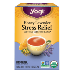 Honey Lavender Stress Relief