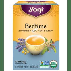 Yogi Teas Bedtime