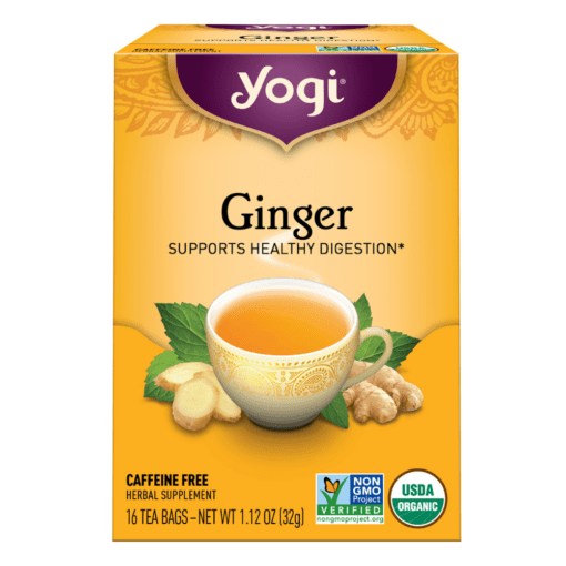 Yogi Teas Ginger