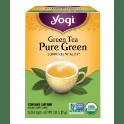 Yogi Teas Pure Green