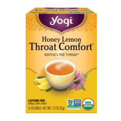 Y45056 Honey Lemon Throat Comfort
