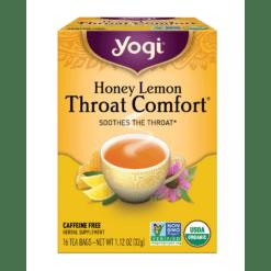 Y45056 Honey Lemon Throat Comfort
