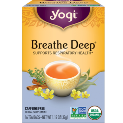 Yogi Teas Breathe Deep 16 bags Y45004