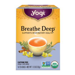 Yogi Teas Breathe Deep