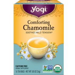 Yogi Teas Comforting Chamomile 16 bags Y45046