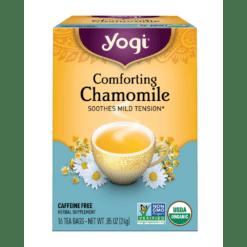 Yogi Teas Comforting Chamomile