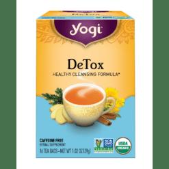 Yogi Teas DeTox