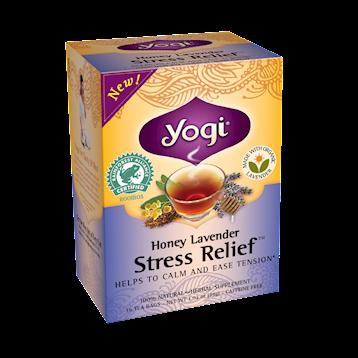 Yogi Teas Honey Lavender Stress Relief 16 bags Y20454