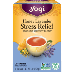 Yogi Teas Honey Lemon Throat Comfort 16 bags Y45056