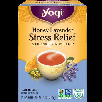 Yogi Teas Honey Lemon Throat Comfort 16 bags Y45056