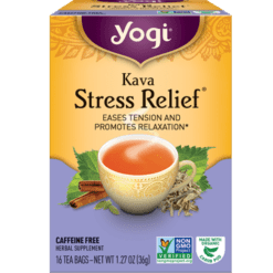 Yogi Teas Kava Stress Relief 16 bags Y45030