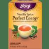 Yogi Teas Perfect Energy Vanilla Spice 16 bags Y20328