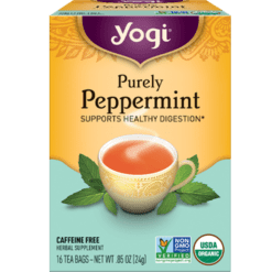 Yogi Teas Purely Peppermint 16 bags Y45047