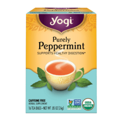 Yogi Teas Purely Peppermint