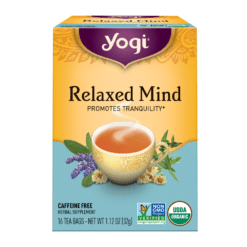 Yogi Teas Relaxed Mind