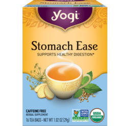 Yogi Teas Stomach Ease 16 bags Y45003
