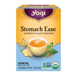 Yogi Teas Stomach Ease