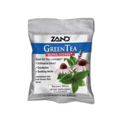 Zand Herbal GreenTea Herbalozenge 15 x 12 bags Z0026