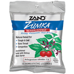 Zand Herbal Herbalozenge Zumka 15 lozenges Z69869